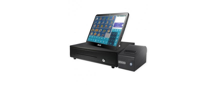 Sistemas POS com software equirest, faturação cp2r...